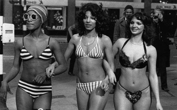 Costumi Da Bagno Anni 80 : L evoluzione del costume da bagno ieri e oggi