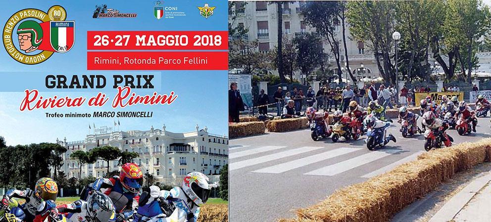 Grand Prix Riviera di Rimini - Mini Moto
