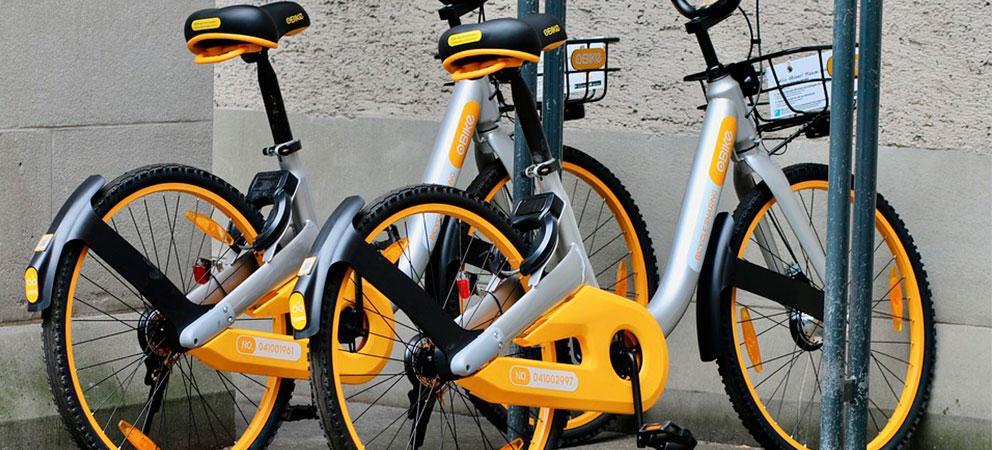 OBike, il nuovo servizio di bike sharing a Rimini