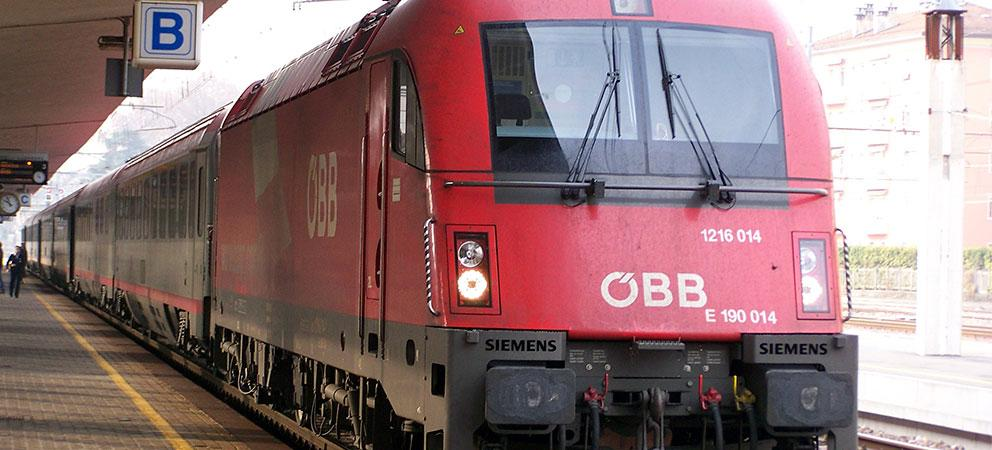 Collegamenti Monaco - Rimini in treno
