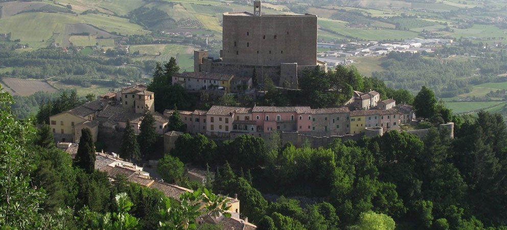 Rocca di Luna - Montefiore Conca