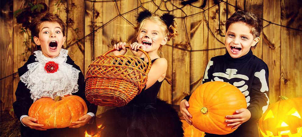 Feste di Halloween a Rimini per bambini ed adulti