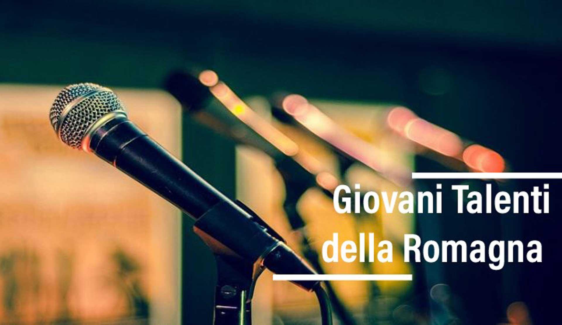 Audizioni per il contest Giovani Talenti della Terra di Romagna