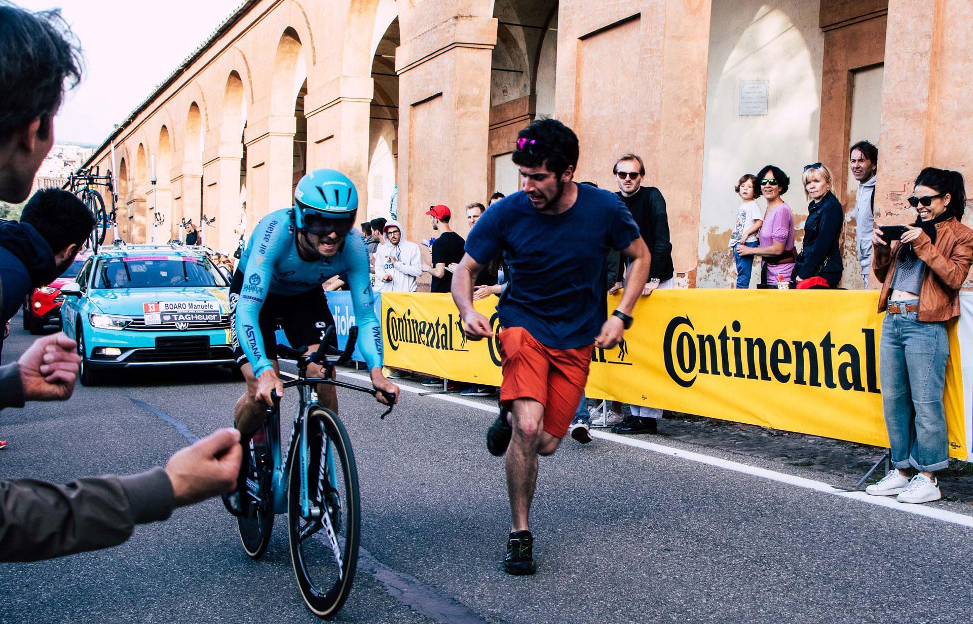 L'Emilia Romagna e la sicurezza sulle strade. Gli italiani che più vanno in bicicletta.