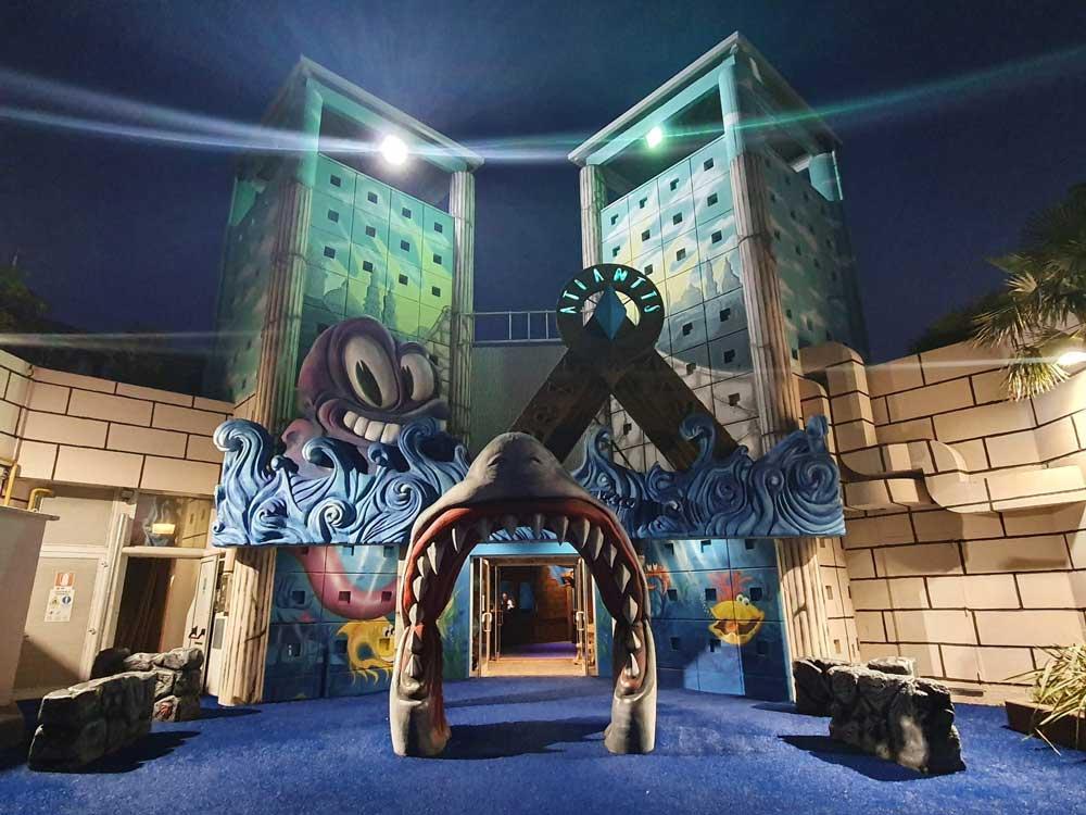 Atlantis Family Restaurant Cesenatico: gli eventi dal 22 al 24 novembre