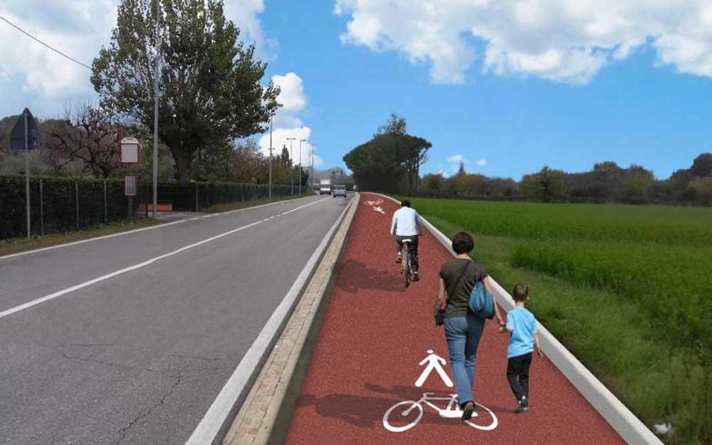 Rimini. La vecchia ferrovia Rimini - San Marino diventa pista ciclabile?